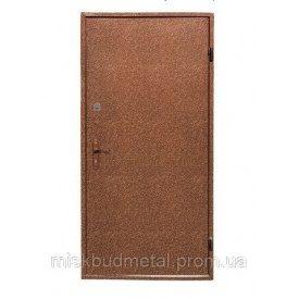 Техническая металлическая дверь Міськбудметал ДМЗ 19-11 1900х1100 мм