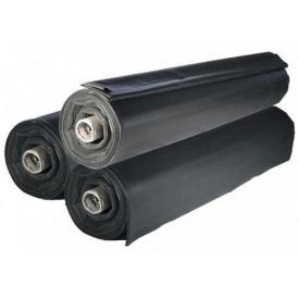 Пленка техническая полиэтиленовая 150 мк 1,5 м черная