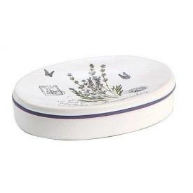 Trento Lavender мыльница настольная