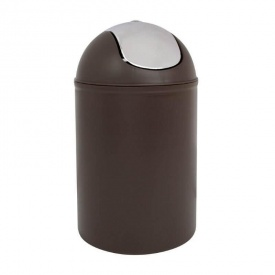 Ведро для мусора Trento Deco шоколад