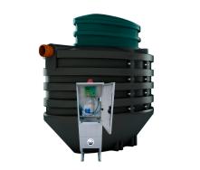 DELFIN PRO 12 Автономная канализация для 12 пользователей