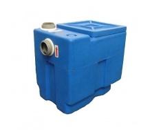 Жироуловитель под мойку Еколайн JPR 501 полиэтилен 0,5 л/с 405х300х350 мм