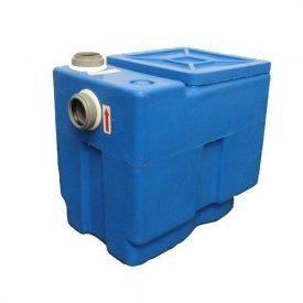 Жировловлювач під мийку Еколайн JPR 501 поліетилен 0,5 л/с 405х300х350 мм