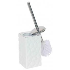Йоршик для унітазу Trento Gio білий