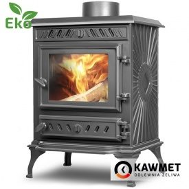 Чугунная печь KAWMET P3 6,1 кВт 465х625х450 мм