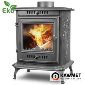 Чугунная печь KAWMET P10 6,8 кВт 490х625х480 мм