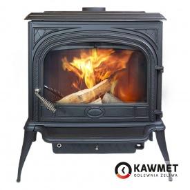 Чугунная печь KAWMET Premium S5 11,3 кВт 681х712х524 мм
