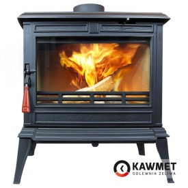 Чугунная печь KAWMET Premium S11 8,5 кВт 566х599х433 мм