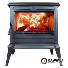 Чугунная печь KAWMET Premium S12 12,3 кВт 735х804х608 мм