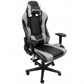 Крісло геймерське Bonro 2011-А Gray