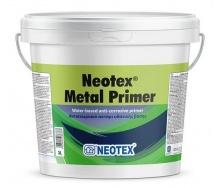 Антикоррозийный грунт на водной основе Neotex Metal Primer