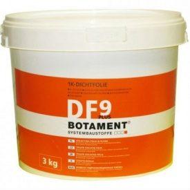 Мастика для безшовної гідроізоляції Botament DF 9 PLUS 3 кг