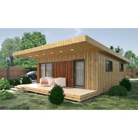 Будівництво модульного каркасного будинку
