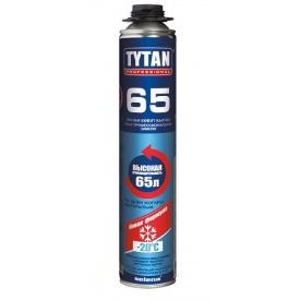 Пена профессиональная зимняя TYTAN Professional 65 750 мл