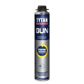 Піна професійна TYTAN Professional GUN 750 мл