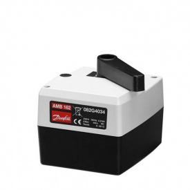 Danfoss Електропривод AMB162, 60с, 5 Нм, 230В під импульсн. сигнал з вбуд.конц.викл. (082H0227)