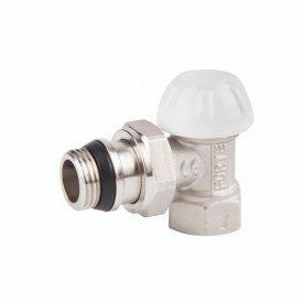 Кран радиаторный угловой 1/2 без ручки с антипротечкой Powerful SD FORTE SF233W15