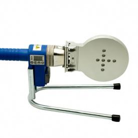 Паяльник ZRGQ/75-110 Blue Осеап PPR ППР для пластикових труб з боковим дисплеєм артикул