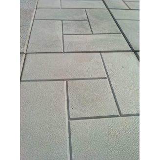 Вібролита тротуарна плитка Цегла 300x300x30 мм