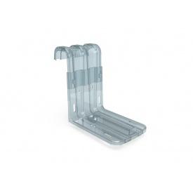 Тримач для вазона Plastkon Cobble полікарбонат 2 шт