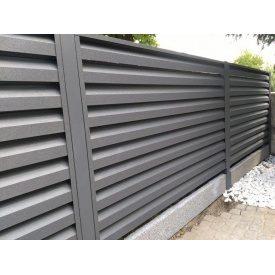 Забор Жалюзи G металл 0,5 мм 3000 мм