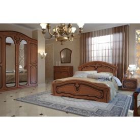 Спальня Альба 140x200 см 9 горіх світлий