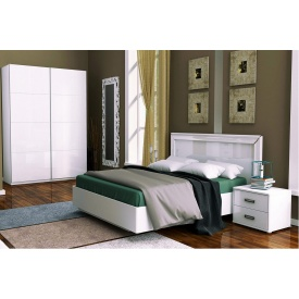 Спальня Белла 160x200 без каркасу