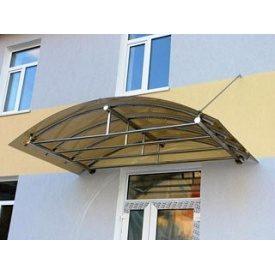 Легкий дашок з нержавіючої шліфованої сталі