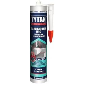 Герметик силиконовый санитарный TYTAN Professional UPG 310 мл бесцветный