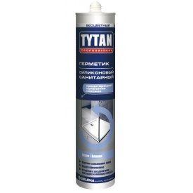 Герметик силиконовый cанитарный TYTAN Professional 280 мл белый