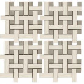 Мозаїа MARMO ACERO BIANCO 30x30 MMCXMA18 ZEUS CERAMICA