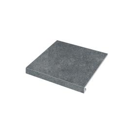 Ступенька Concrete 345x300x35x10,2 nero SZRXRM 9 RC ZEUS CERAMICA