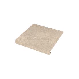 Ступенька Concrete 345x300x35x10,2 sabbia SZRXRM 3 RC ZEUS CERAMICA
