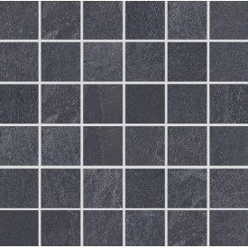 Мозаика SLATE BLACK MQCXST9 ZEUS CERAMICA 30х30