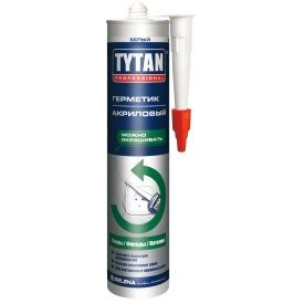 Герметик акриловый TYTAN Professional 310 мл белый