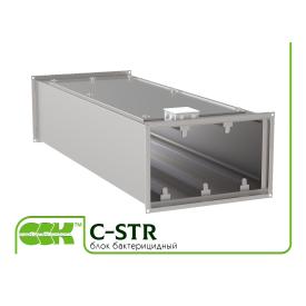 Канальный обеззараживатель C-STR