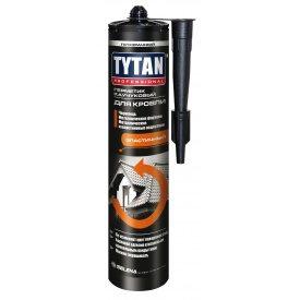 Герметик каучуковий для покрівлі TYTAN Professional 310 мл прозорий