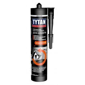 Герметик каучуковий для покрівлі TYTAN Professional 310 мл чорний