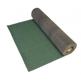 Єндовий килим Shinglas 3,4 мм 1х10 м Коричнево-Зелений Джаз Барселона
