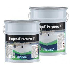 Полісечовина ручного нанесення Neoproof Polyurea C1