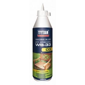 ПВА-клей для деревини TYTAN Professional Д3 200 г білий