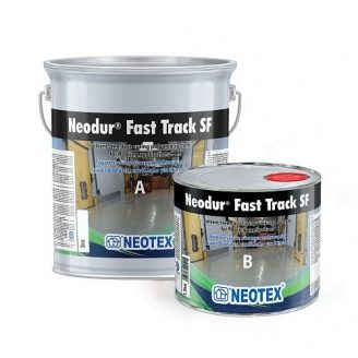 Швидкосохнущее покрытие для пола Neodur Fast Track SF