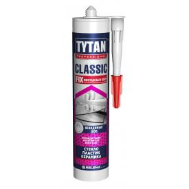 Клей монтажный TYTAN Professional Classic Fix 310 мл прозрачный