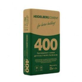 Цемент ПЦ-ІІ/БШ 400 Хайдельберг 25 кг