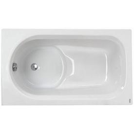 DIUNA ванна 120x70 см прямоугольная с ножками SN 7