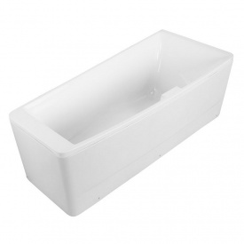 Ванна 170x75x63 см асимметричная правая без гидромассажа