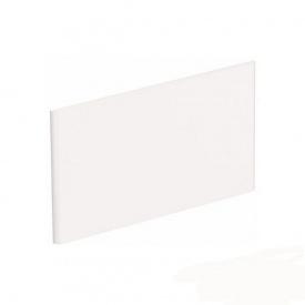 боковая панель для умывальника NOVA PRO 60 cm белый глянец