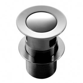 Клапан донный Pop-up хром