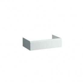 CASE шкаф 895x520x230/450 мм с компактным сифоном белая