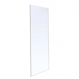 Стенка Walk-In 90x190 см каленое прозрачное стекло 8 мм